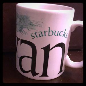 Starbucks Taiwan Mug